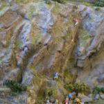 H0-Klettern zur Begerburg