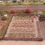 H0-Kleingartenanlage