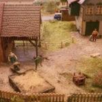 H0-Bauernhof