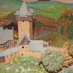 H0-Burganlage